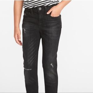 NWT Old Navy The Power Jean Perfect Straight Ankle